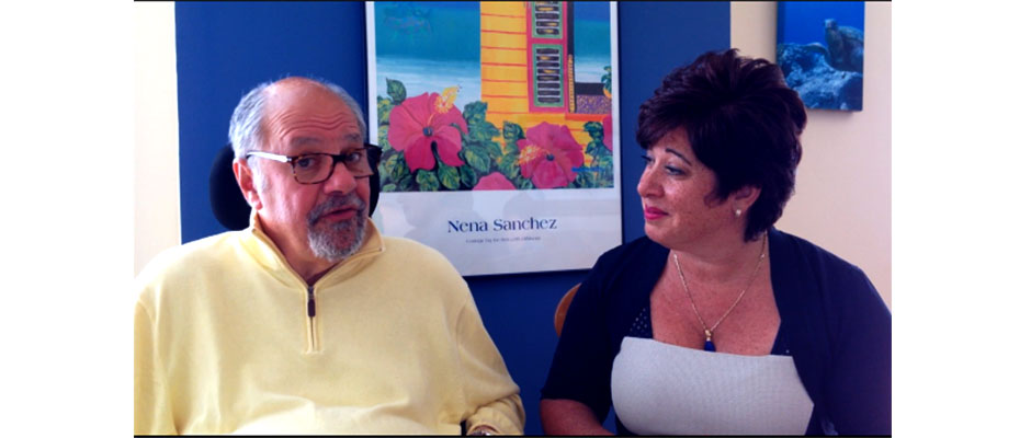 Dan and Roseann Vanella of FamilyAffaires.com discuss the challenges of travel for people with disabilities.