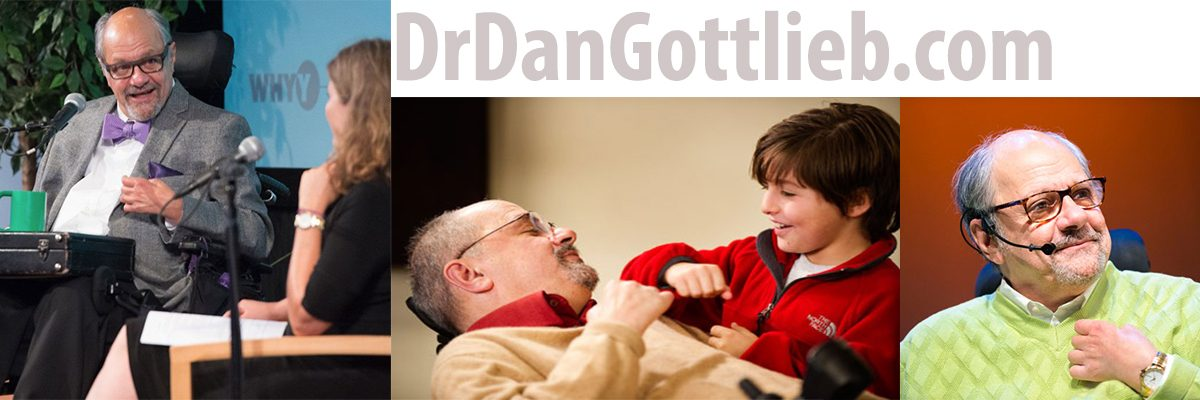 Dr. Dan Gottlieb: Speaker, Counselor, Human